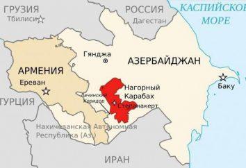 Nachitschewan Autonome Republik – eine Exklave von Aserbaidschan