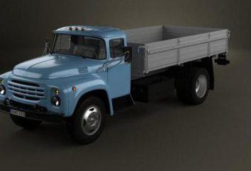 ZIL-130 (diesel) – la leggenda del carico automobilistica sovietica