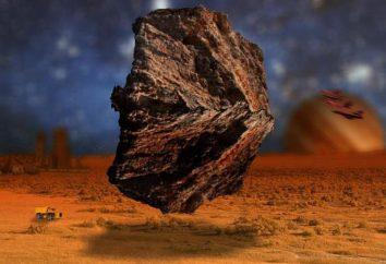 Grawitacyjnych anomalii: definicja, jakość, cechy i ciekawostki