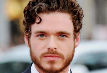 "Richard Madden – Robb Stark. L'attore, che ha giocato Robb Stark in ""Game of Thrones"""