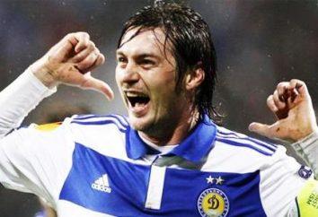 """Milevsky Artem: biografía del ex-atacante Kiev """"Dynamo"""""""