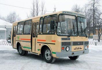 Autobus małej klasy PAZ-32054: historia i opis