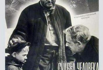 """adaptacja filmowa filmowej opowieści Szołochow za """"przeznaczenie człowieka."""" Aktorzy i role"""
