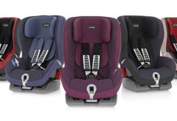 asiento de coche Romer King Plus – deje que su hijo viaje con seguridad y comodidad!