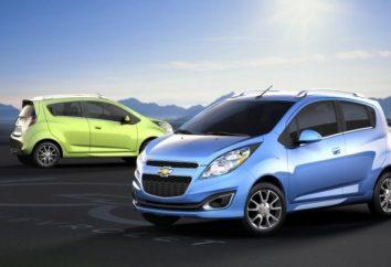 """Konstrukcja i dane techniczne """"Chevrolet Spark"""""""