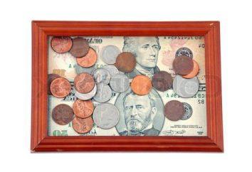 Como doar dinheiro: algumas idéias originais.