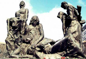 Essai « Le siège de Leningrad »: la réalisation spirituelle et morale