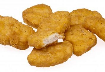 Nagentsy de pollo: la receta. Cómo cocinar el pollo nagentsy?