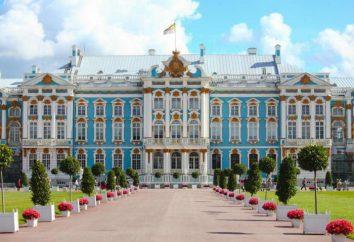 Catherine Palace: le fonctionnement et l'histoire de la résidence des empereurs