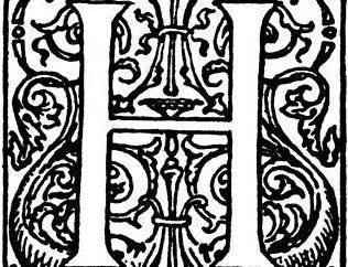 Les noms sur le « H »: Histoire et valeurs
