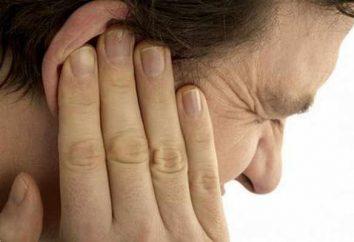 L'uomo ha rotto il suo orecchio, che cosa fare? Come trattare?