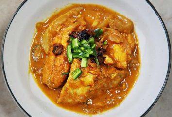 Le poisson mariné dans multivarka – savoureux, copieux et repas rapide
