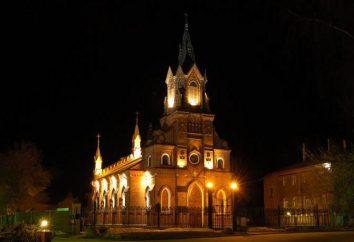 Vladimir, la storia della chiesa Santo Rosario, una descrizione di