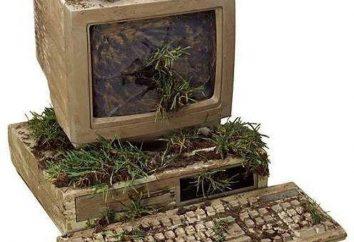 Viejo ordenador: qué se puede hacer con él?
