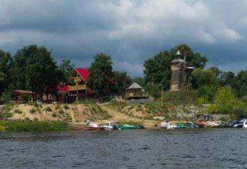"""Centro ricreativo """"Albatross"""", Nizhny Novgorod regione: descrizione, recensioni, prezzo"""