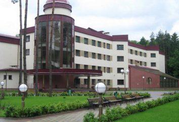 """""""Svityaz"""" Resort in Grodno (Weißrussland): medizinisches Profil, Unterkunft, Verpflegung, Behandlung"""