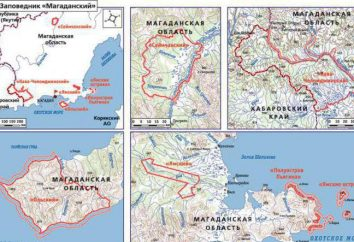 "Riserva ""Magadansky"": flora e fauna"