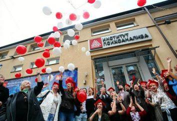 Instituto de Moscú de Psicoanálisis: la educación a distancia, comentarios