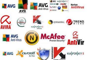 Top 10 Anti-Virus: descrição, principais tarefas, as vantagens e desvantagens