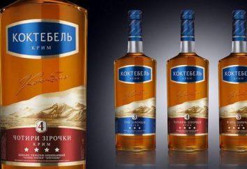 cognac di Crimea: i prezzi, vero nome