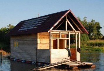 """Ośrodek rekreacyjny """"Serebryany Bór"""" (Krasnoturansk): opis i opinie"""