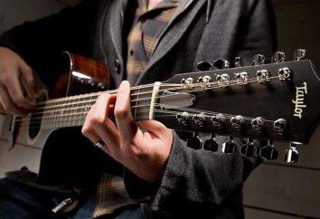 O tamanho guitarra convencional