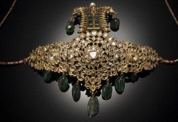 exposiciones de joyería de clasificación, descripción, alcance y opiniones de Moscú
