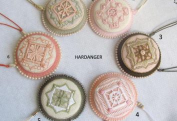 Técnica de Hardanger (bordado)