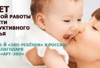 """Clinica """"ART-IVF"""": indirizzo, recensioni. medicina riproduttiva"""