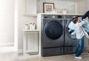 """silnik falownik w pralce, to znaczy, jak to wygląda, co jest dobre? Recenzje pralek z silnikiem falownik """"Samsung"""""""