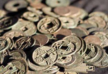"""unidade monetária da China: de prata para """"amoreira"""" notas"""