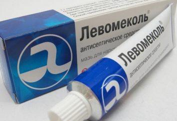 """Lek """"Levomekol"""" (maść): co i jak stosować?"""
