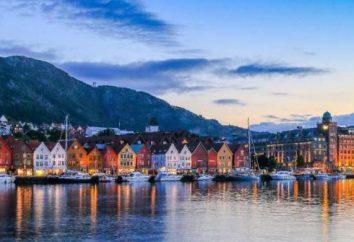 Economía Noruega: características generales