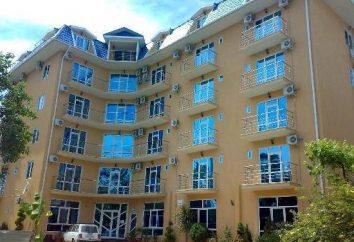 """Hotel """"David"""", Adler: vista general, descripción, número y comentarios"""