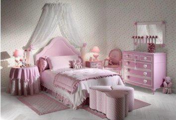 Pokój dla dziewczynek – ucieleśnieniem fantazji
