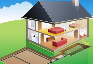 Una bomba para bombear las aguas residuales en casa. Bombas para el bombeo de aguas residuales
