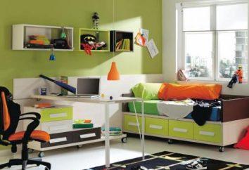 O mobiliário ideal para um adolescente