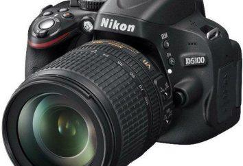 Specchio fotoapparta Kit Nikon D5100: caratteristiche, recensioni professionali e amatoriali
