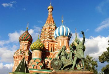 personnalités politiques connues de la Russie (la liste)