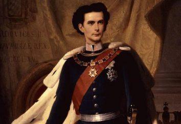 Ludwig 2 Bavarian: biografia e fotos