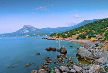 Crimea, Laspi (bight): descrizione, storia, attrazioni, caratteristiche del resto e recensioni