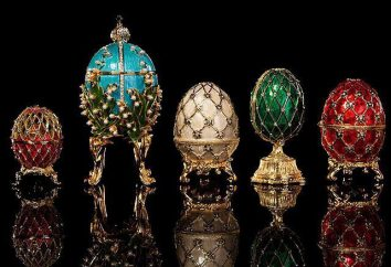 Faberge Museum, Petersburg: tryb pracy i adres w St. Peterbuge