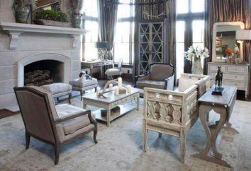 Antik-Stil im Innenraum: Design-Ideen