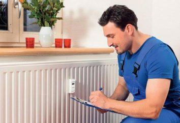 I distributori di calore in appartamento