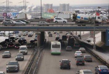 Autostrada Kaluzhskoe: odbudowa. Plan rekonstrukcji przecięcia obwodnicy Moskwa i autostrady Kaluga