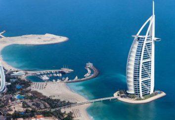 Uma viagem para Dubai em fevereiro: fotos, recomendações e comentários