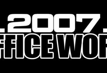"""Möglichkeiten, einen Absatz in """"Wort"""" im Jahr 2007 zu machen"""