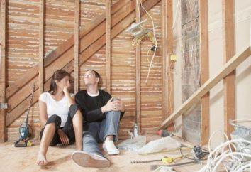 Quelle devrait être la suite de la réparation d'un appartement