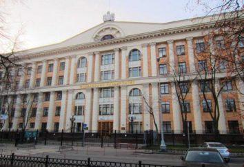 uczelni ekonomicznych Moskwa: ocena i przegląd. Państwowych uczelni ekonomicznych w Moskwie