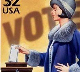 Das Recht für Frauen zu stimmen: es ist eine Realität oder ein Sieg in dem langen Kampf